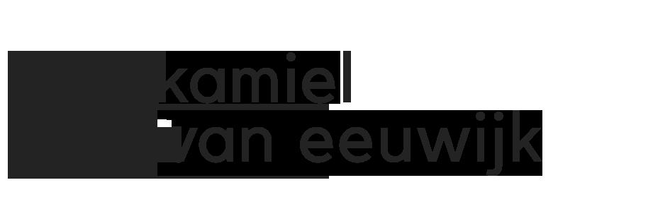Kamiel van Eeuwijk